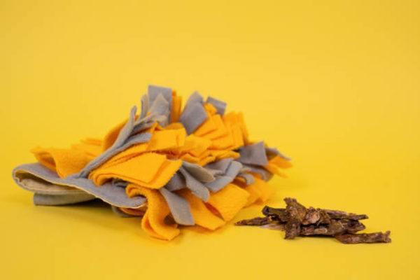 Como hacer alfombra olfativa