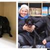 14 fotos de perros rescatados | Antes y después de ser adoptados