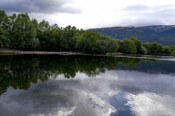 piscina Las Presillas