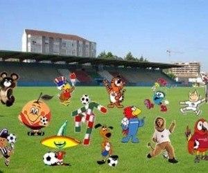 Mascotas del Mundial