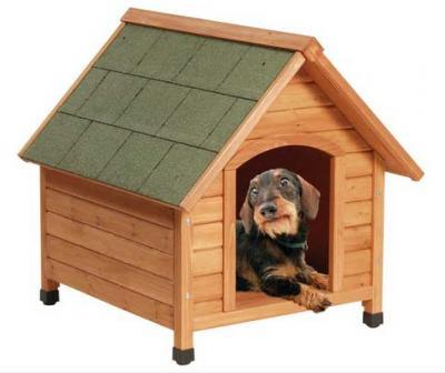Animales casitas para tus mascotas for Casetas para perros aki
