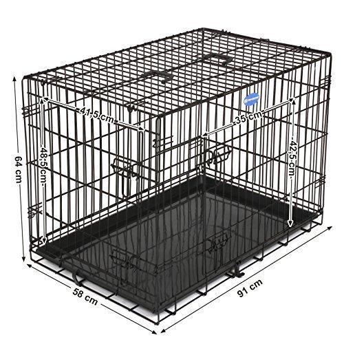 las mejores jaulas para perros grandes al mejor precio