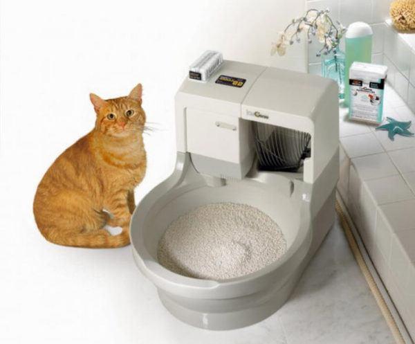 cajas-de-arena-para-gatos-contenedor-autolimpiable