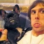 perro y dueño iguales