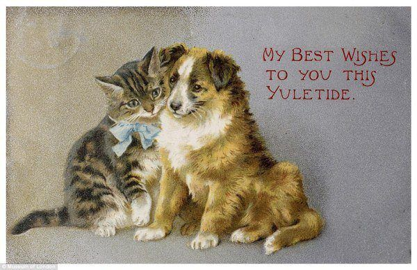 postales-de-animales-para-navidad-2015-animales-pintados
