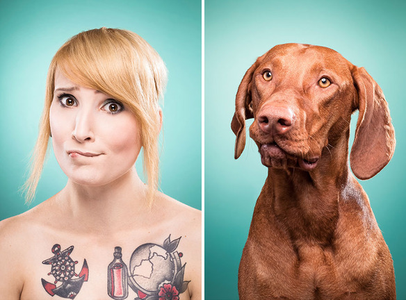 Se parecen los perros a sus dueños fotos de ines opifanti-boca