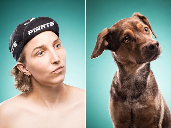 Se parecen los perros a sus dueños fotos de ines opifanti-de-lado