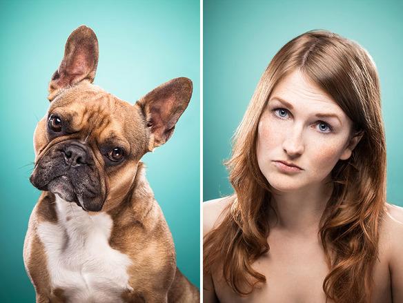 Se parecen los perros a sus dueños fotos de ines opifanti-sonrisa-cara-tristeza