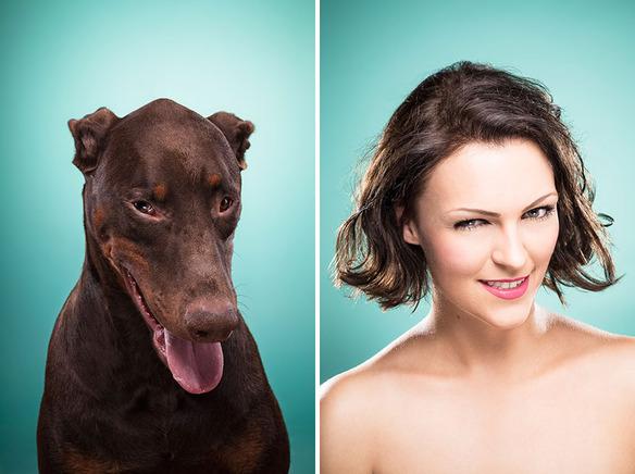 Se parecen los perros a sus dueños fotos de ines opifanti-sonrisa-sonrisa