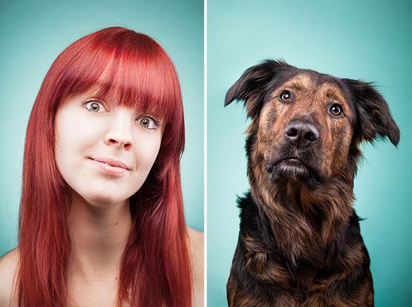 Se parecen los perros a sus dueños fotos de ines opifanti-susto
