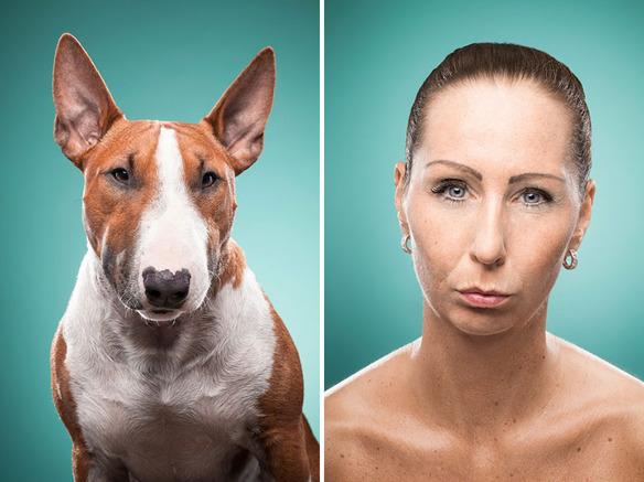 Se parecen los perros a sus dueños fotos de ines opifanti