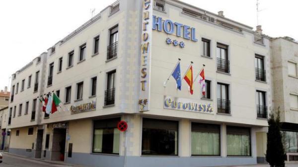 Hoteles-que-admiten-perros-en-Espana-hotel eurowest-salamanca