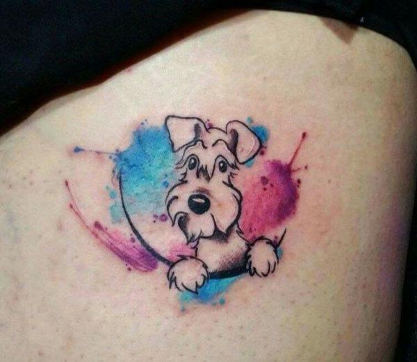 Elegir Tu Salon De Tatuajes: Tatuajes De Perros: Cómo Elegir Un Tatuaje De Tu Mascota
